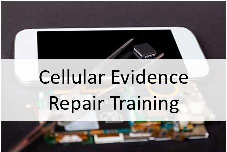 Cellphone Evidence Repair Training (CERT)